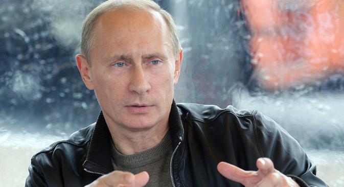 Lidera la lista por segundo año consecutivo. Fuente: kremlin.ru