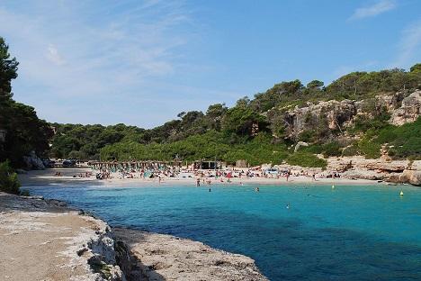 Cataluña es el destino más popular entre los rusos y las Islas Baleares van adquiriendo mayor popularidad. Fuente: Wikipedia.