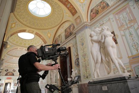 El museo más importante de Rusia acaba de celebrar su 250º aniversario. Fuente: servicio de prensa