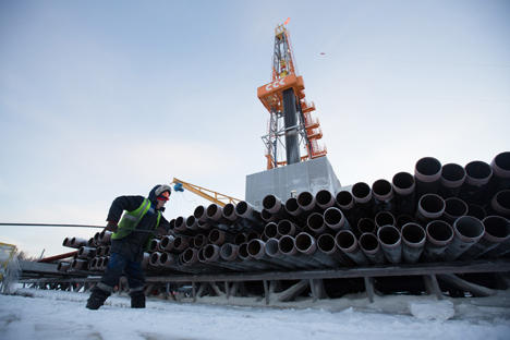 Com preços em queda, petróleo representam fatia considerável do total de exportações da Rússia Foto: Getty images / fotobank
