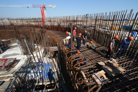 Un sistema multidimensional presentado en noviembre en Buenos Aires permite reducir los costos de construcción y optimizar recursos. Fuente: Ria Novosti