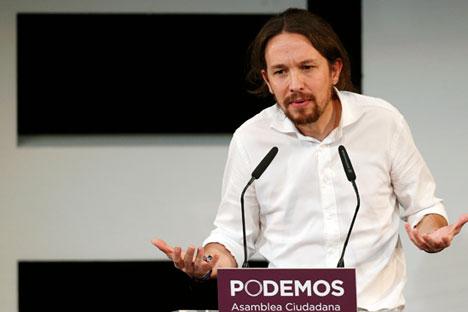 Los medios rusos se han hecho eco de la aparición de esta fuerza política en el panorama político español. Fuente: Reuters