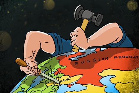 Dibujado por Dmitri Divin