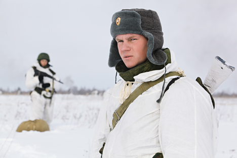 Autoridades pretendem equipar a zona ártica com 13 aeródromos, um campo de treinamento de forças aéreas Foto: Aleksandr Riúmin/TASS