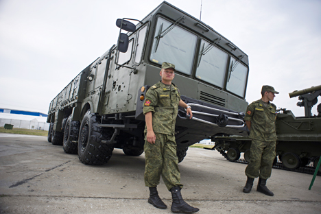 A lo largo de este año el Ejército ruso se ha hecho con 280 nuevos vehículos blindados.Fuente: TASS.