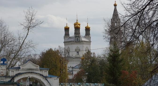 Visitamos un centro espiritual en los Urales. Fuente: Daria Kézina