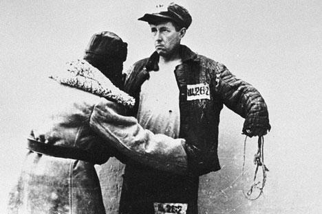 Alexander Solzhenitsyn. Fuente: RG