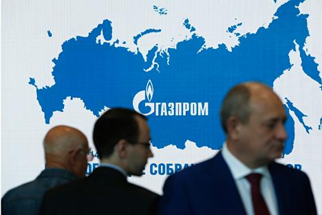 El gigante ruso del gas quiere evitar pasar por Ucrania. Fuente: Reuters