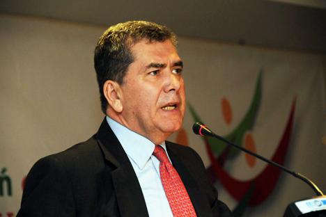 Alexis Mitropulus, uno de los líderes de Syriza. Fuente: attikisynergasia.blogspot.ru