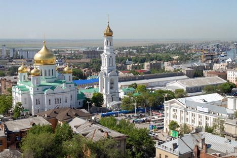 Rostov del Don es famosa por la belleza de sus habitantes, pero esta ciudad del sur de Rusia tiene además una rica historia. Fuente: Lori / Legion Media