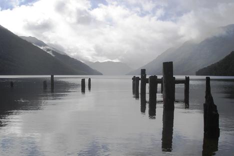 El precio de la obra se estima en 1.840 millones de dólares. Se levantará en la provincia del Neuquén. Fuente: Héctor Aviles / flickr