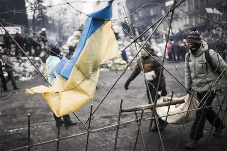 El enfrentamiento actual tiene una dimensión geopolítica que incluye al espacio postsoviético. Fuente: Corbis / All Over Press