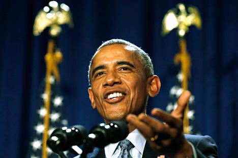 El presidente de los EE UU realizó unas polémicas declaraciones en la CNN acerca del cambio del poder en el país eslavo, que no han dejado indiferentes a los rusos. Fuente: Reuters