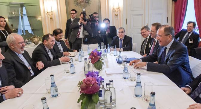 Análisis del discurso de Serguéi Lavrov en Múnich. Fuente: MFA Russia / E. Peskov