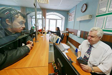 La tasa de desempleo es del 5,3% una de las más bajas del mundo, y no aumentará considerablemente a causa de la crisis . Fuente: TASS / Vladímir Smirnov