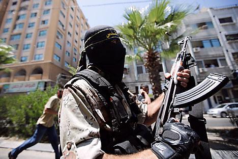 El islamismo radical se ha convertido en una amenaza para numerosos países. Fuente: EPA.