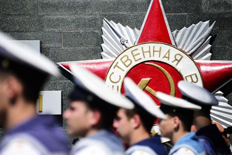 Putin ha acusado a varios vecinos de Rusia de tratar de tergiversar la historia de la Segunda Guerra Mundial. Fuente: TASS