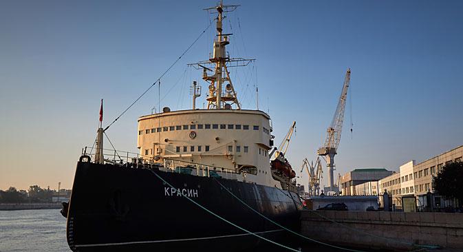 Rusia construye una nueva flota para la estratégica región. Fuente: Alekséi Danichev / Ria Novosti