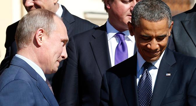 Se ha producido una revisión de acuerdos y tratados entre Rusia y EE UU. Fuente: Reuters