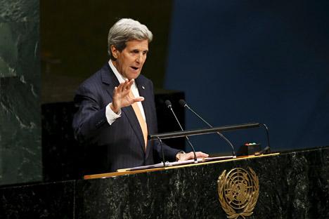 Kerry acusa a Rusia de violar el TNP e insiste en la necesidad de reducir el potencial nuclear. Fuente: Reuters