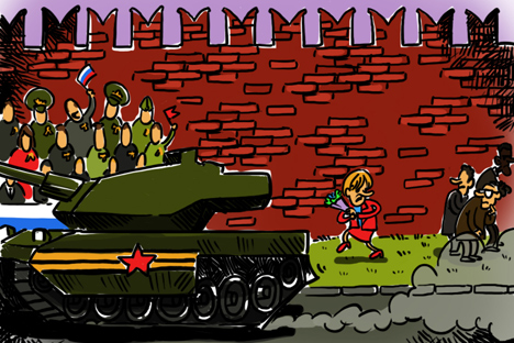 Dibujado por Konstantín Maler