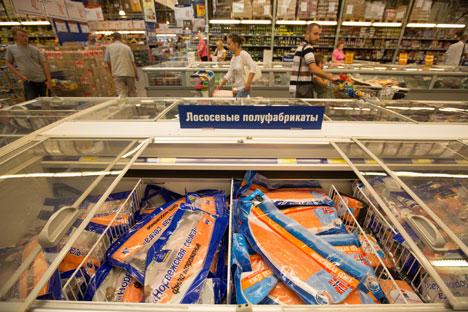 El veto a la importación de productos occidentales y la dificultad para obtenerlos en el país dispara las posibilidades . Fuente: Getty Images / Fotobank