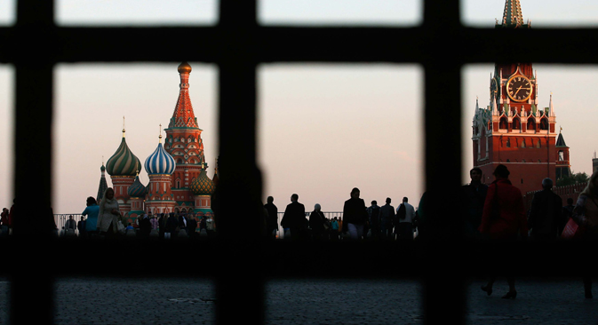 Iniciativa do Kremlin tem sido vista como resposta às sanções impostas pela UE em 2014 Foto: Reuters