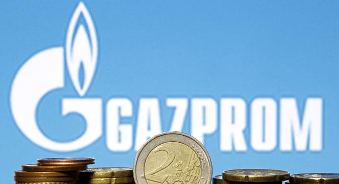 La noruega Gassco supera en volumen de suministro a la empresa rusa. Fuente: Reuters