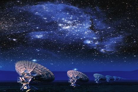El campo astronómico es un lugar de gran colaboración.