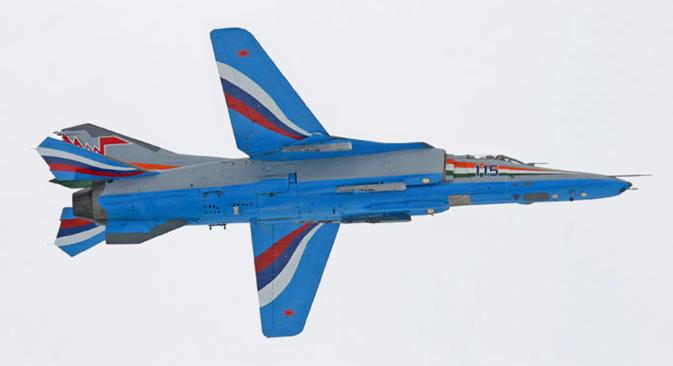 MiG27M.