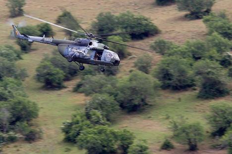 Total de 16 helicópteros rusos Mi-171SH será suministrado a Perú durante el año 2015.