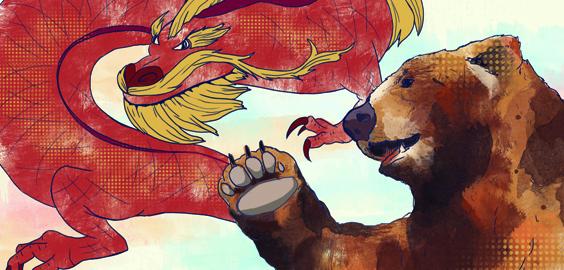 Putin se abre al abrazo chino
