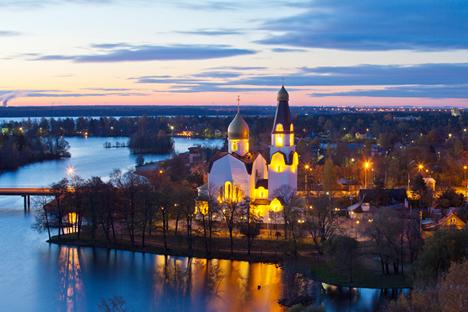 San Petersburgo, la ciudad sobre 42 islas