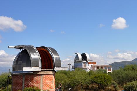 El Observatorio Boliviano-Soviético en Cercado fue inaugurado oficialmente el 14 de abril de 1984.