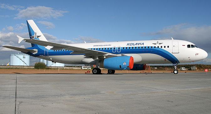 """Авион Airbus 321 је припадао компанији """"Когалымавиа"""" која је касније променила име у Metrojet."""
