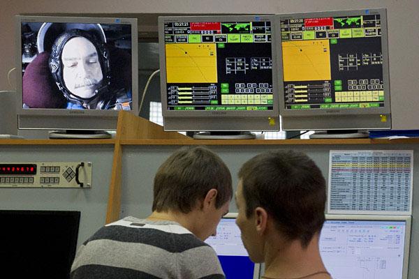 El Centro Gagarin de entrenamiento de cosmonautas. Foto: Roman Sokolov / RIA Novosti