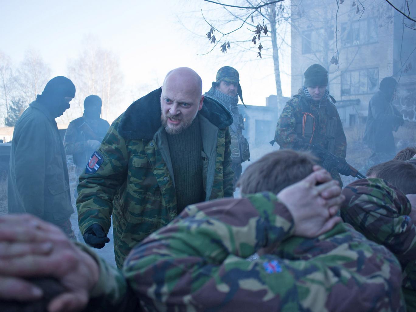 La BBC presenta un inverosímil escenario en Letonia
