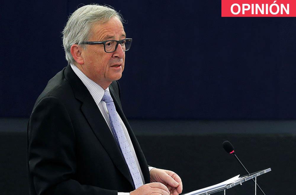 Jean-Claude Juncker, presidente de la Comisión Europea, asistirá al Foro Económico Internacional de San Petersburgo.