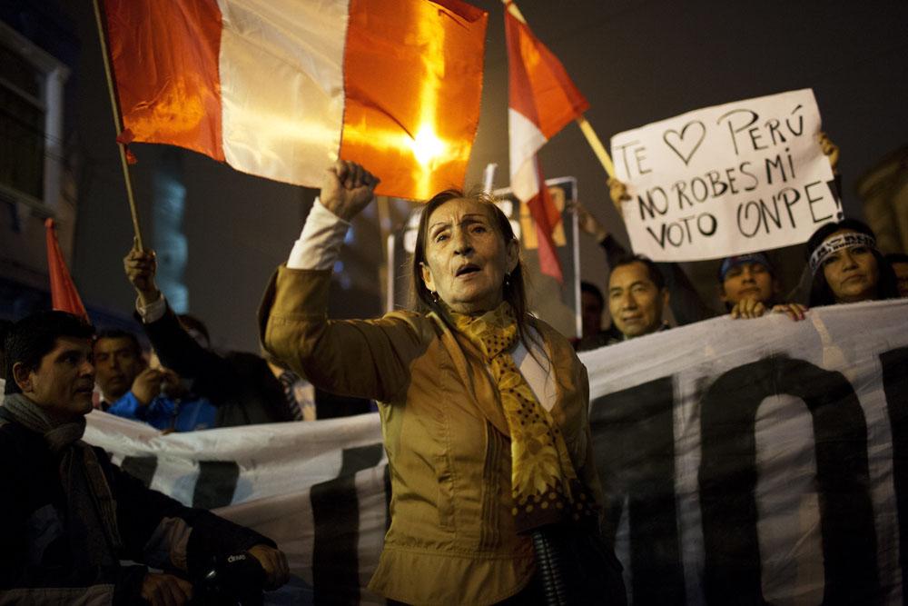 Novo presidente peruano tomará posse no próximo dia 28 de julho
