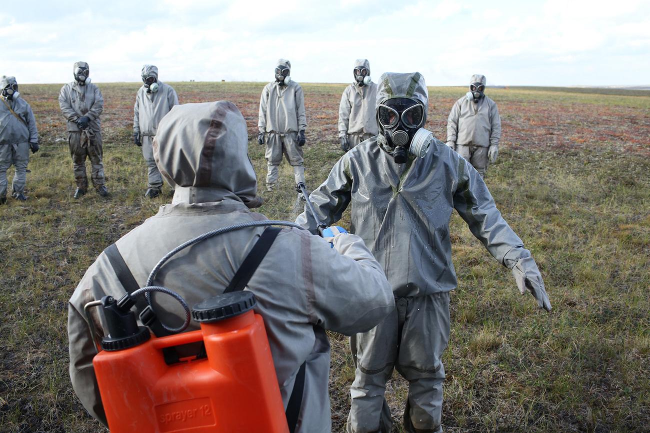 Globalno segrevanje je prebudilo smrtonosno bolezen