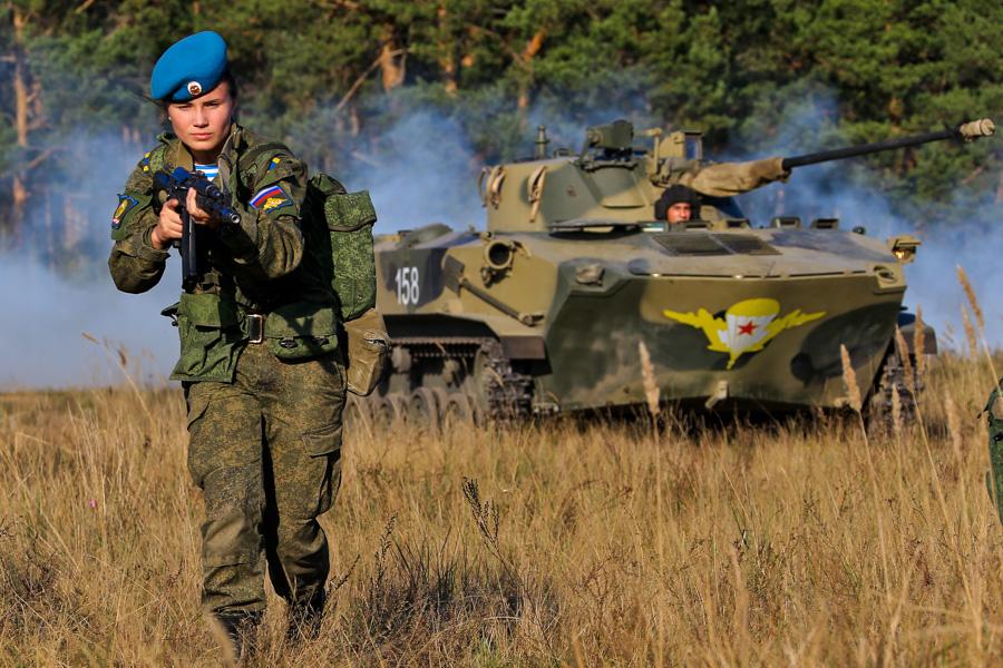 rusia ejercito. Foto: mil.ru