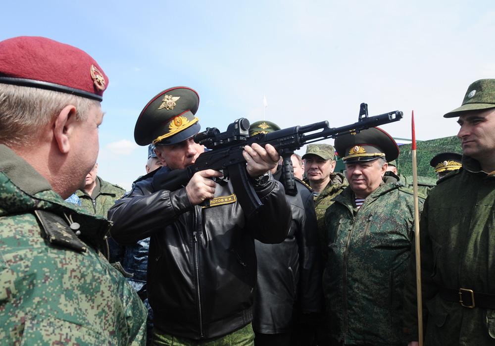 Guarda também poderá atuar em operações de paz no exterior, segundo decreto