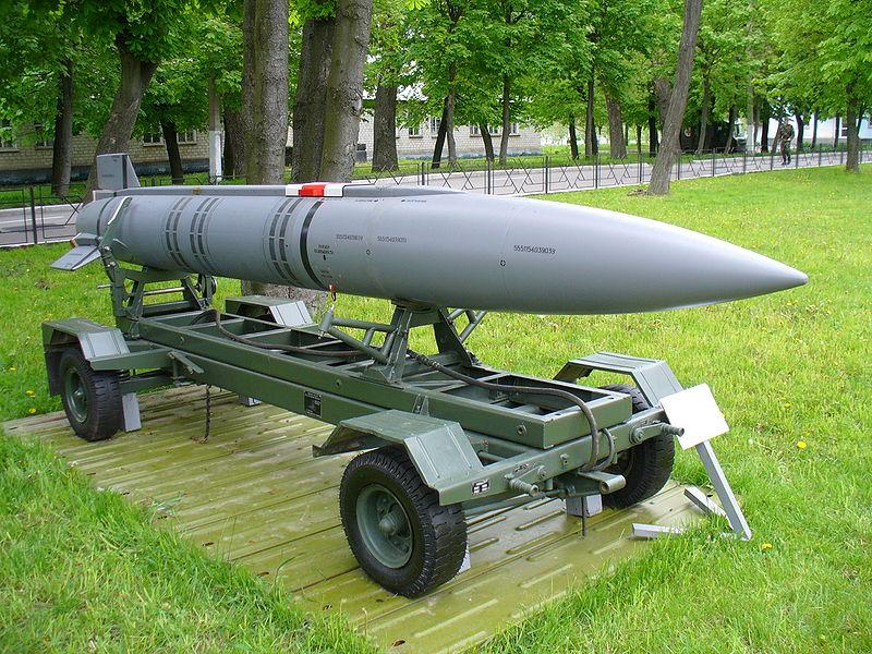 KH-15 Kickback. Fuente: Wikipedia