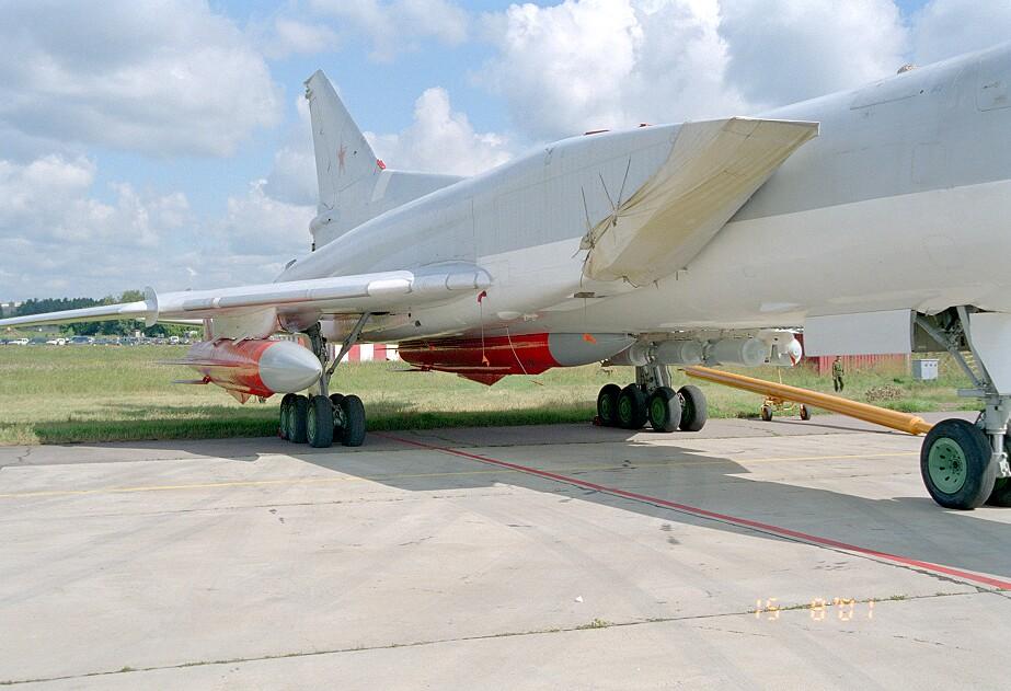 Raduga Kh-22. Fuente: Wikipedia.
