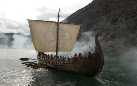 Barco de vela de Escandinavia. Precio USD 118.000