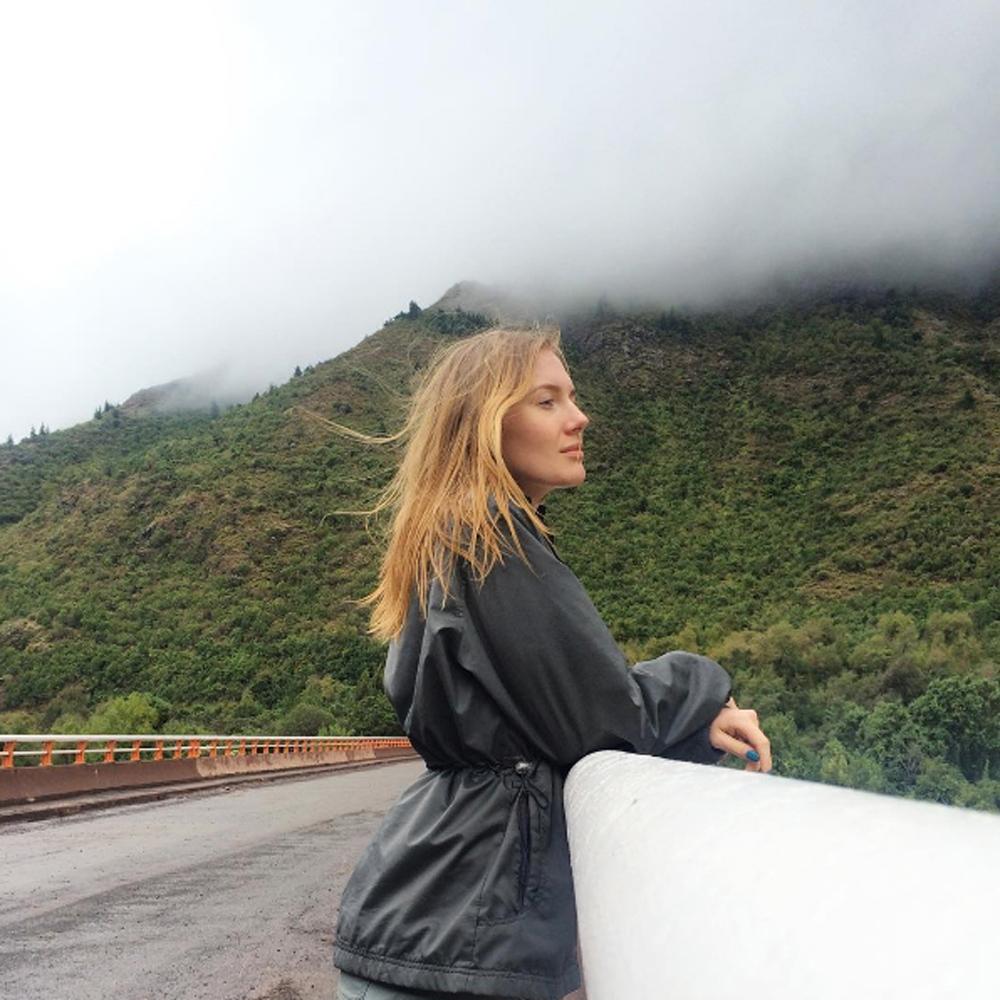 Polósina mudou-se por amor, mas acabou se apaixonando pelo Chile
