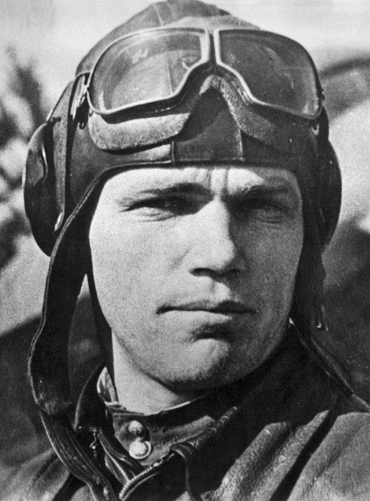Iván Kozhedub, 1944. Dominio público