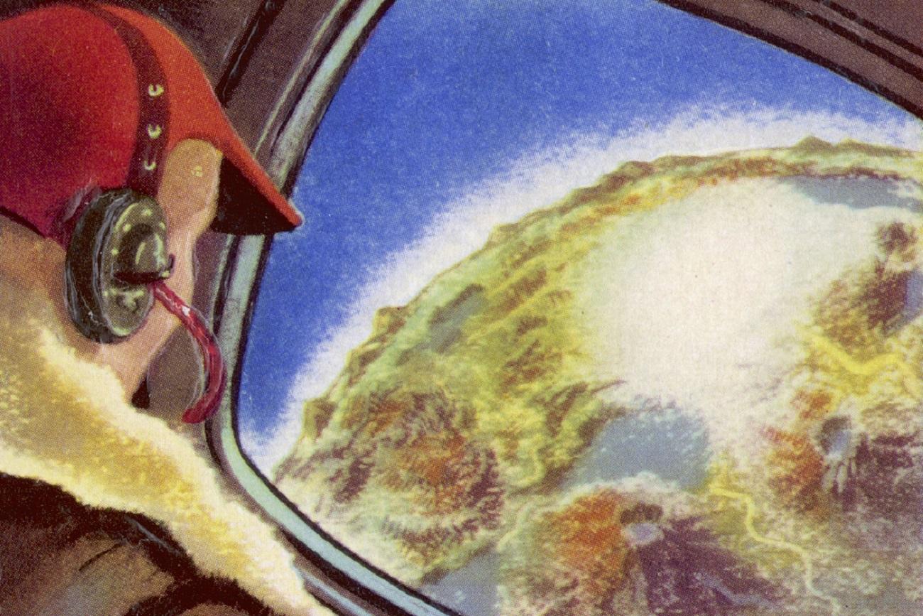 En 1959 Serguéi Koroliov decidió que objetivo principal del programa espacial soviético no sería la Luna, sino Marte.