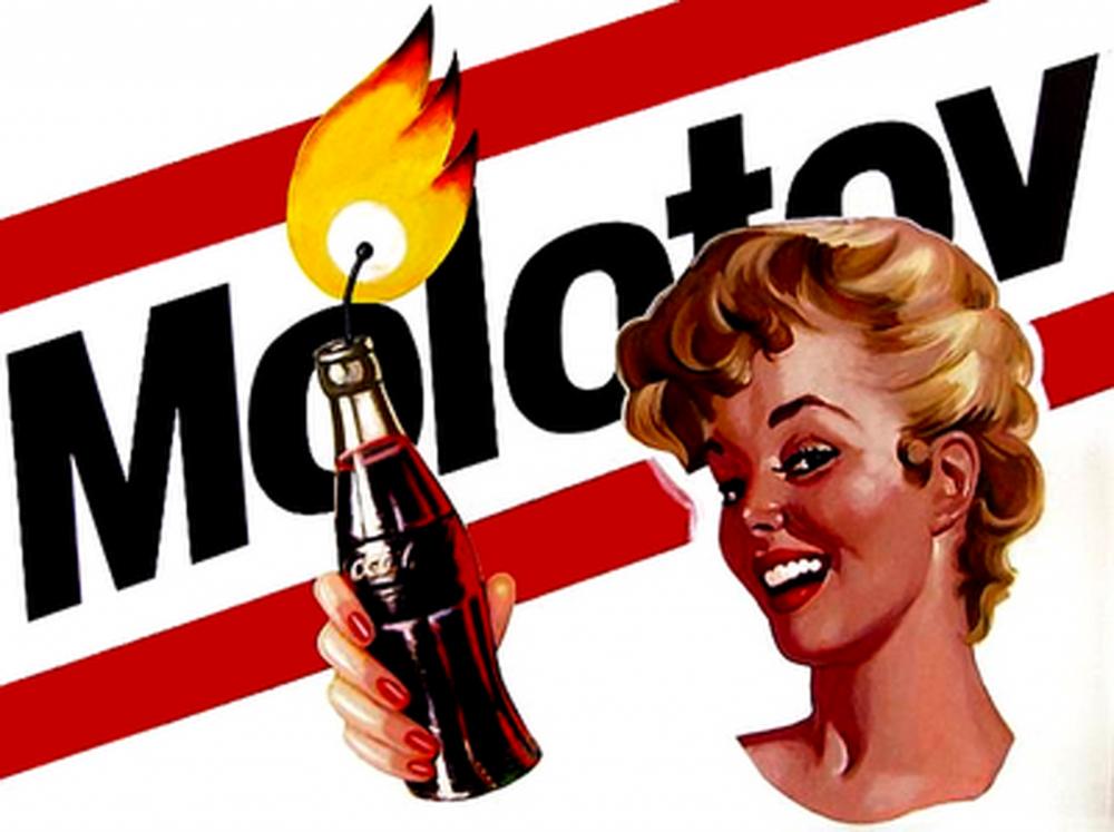 Explosivo e drinque têm o mesmo nome, mas são preparados de modo diferente