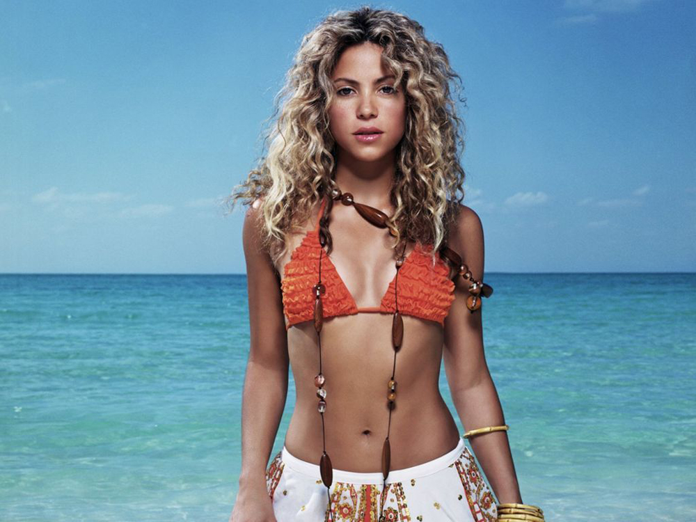Shakira. Fuente: Kinopoisk.ru